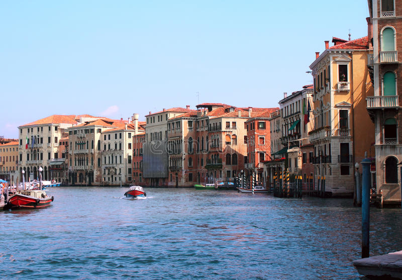 Download Typical Venice street stock image. Image of building - 27399121