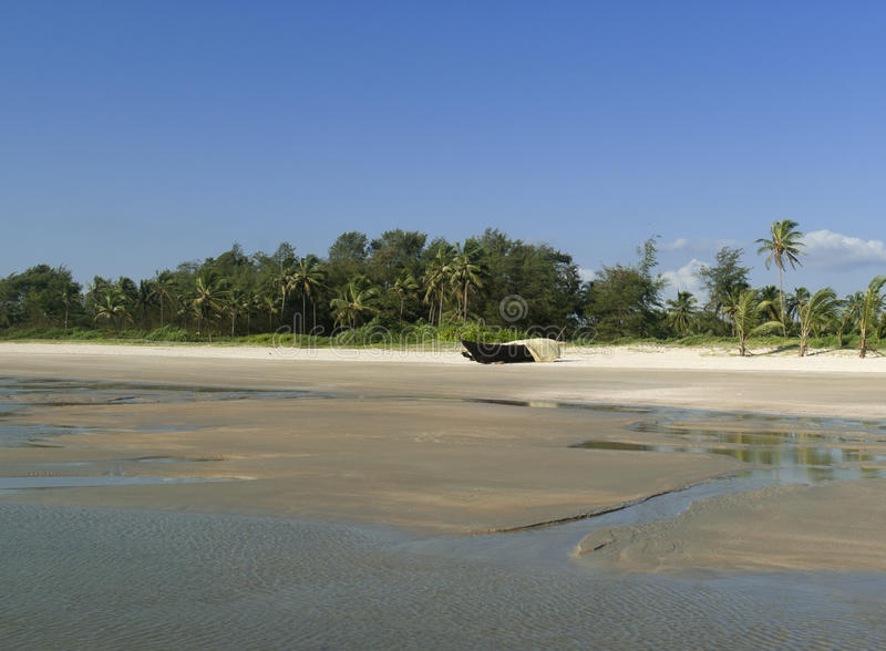 Typical View In South Goa Royalty Free Stock Image