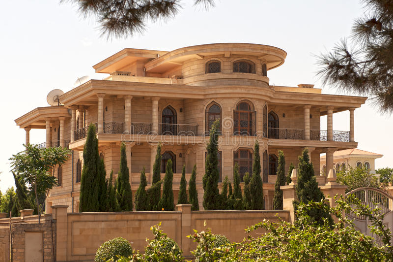 Download Baku stock image. Image of baku, villa, city, downtown - 30136159