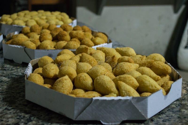 Typisch Braziliaans voedsel royalty-vrije stock foto