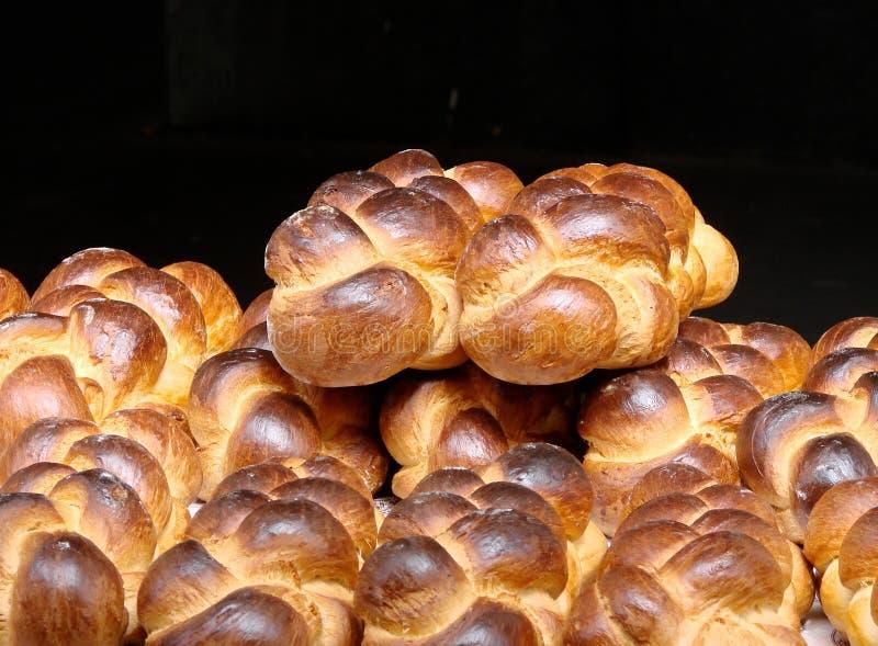 Typisch Zwitsers brood stock afbeelding