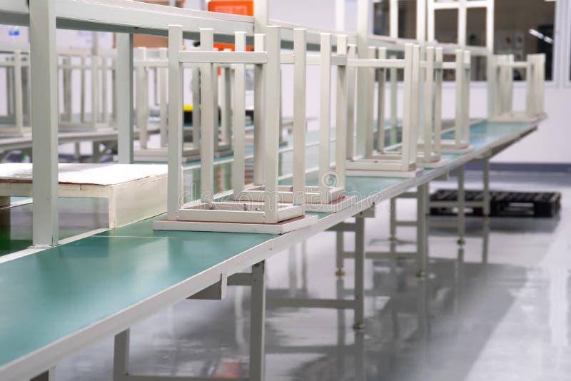 Typische elektronika productieproductie stock afbeelding