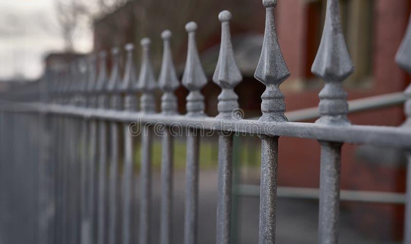 Typische Engelse Huizen stock afbeelding