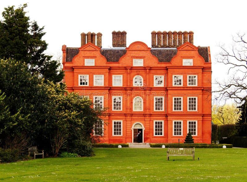 Typisches Britisches Gebäude Stockfoto