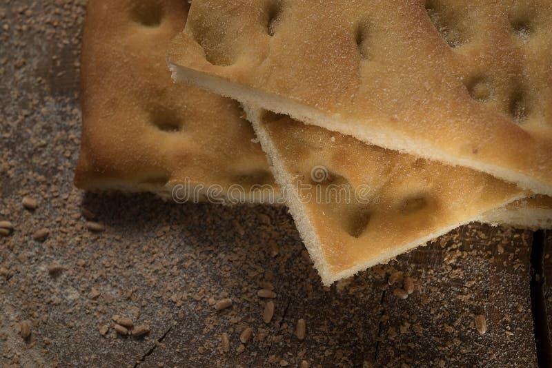 Typisches italienisches Brot lizenzfreies stockbild