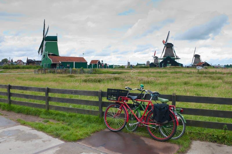 typisk holländare arkivfoto