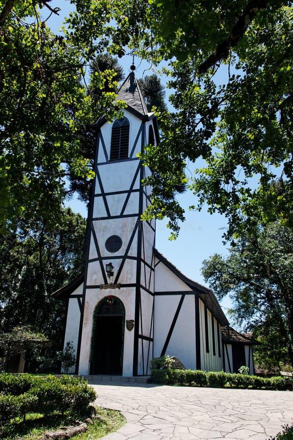 typisk kyrklig tysk royaltyfria foton