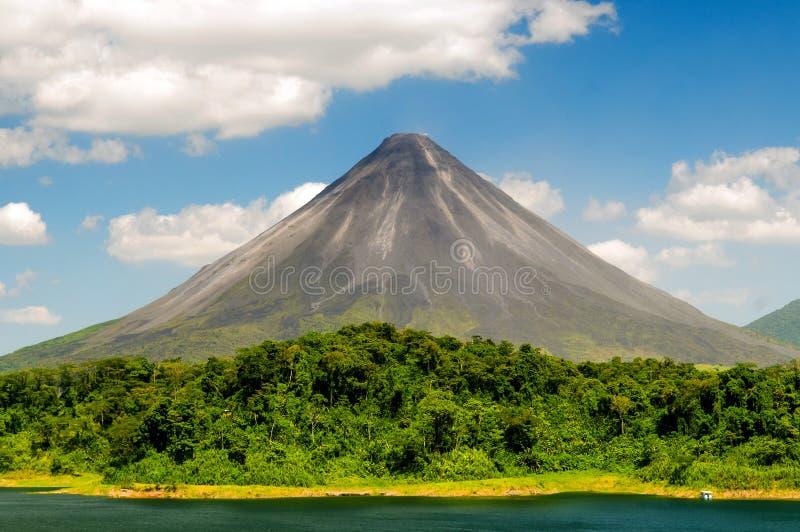 Typisk latent vulkan arkivbilder
