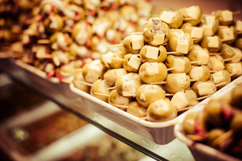 Download Typisk spansk matmarknad. arkivfoto. Bild av europeiskt - 37347670