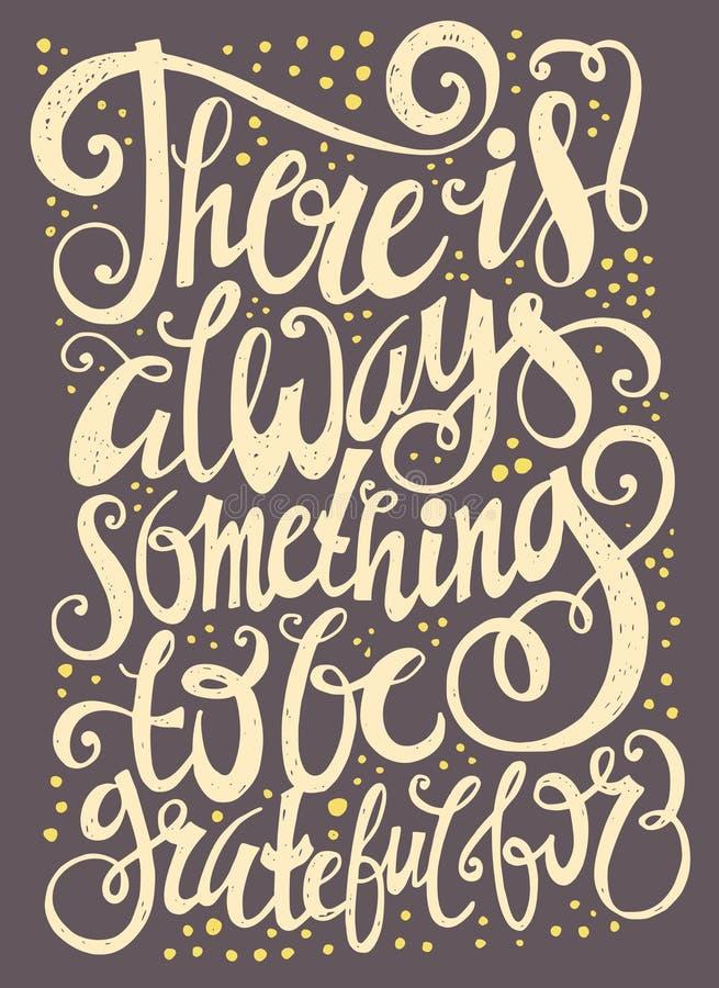Typografieaffiche vector illustratie