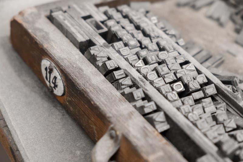 typographie stockfotos