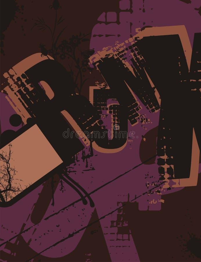 Download Typography Grunge Background Stock Illustration - Image: 1923848