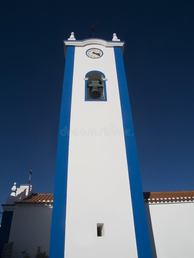 Typowa portuguese architektura w Santa Clara obraz stock