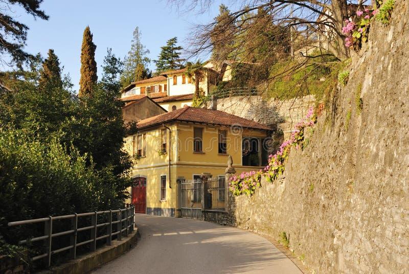 typowa Włoch wioska zdjęcie royalty free