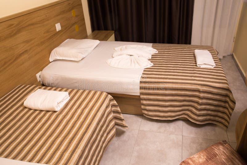 Typowy pokój dla jeden w Bułgarscy 2-3 fotografia royalty free
