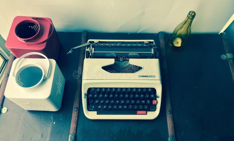 Typwriter photographie stock libre de droits