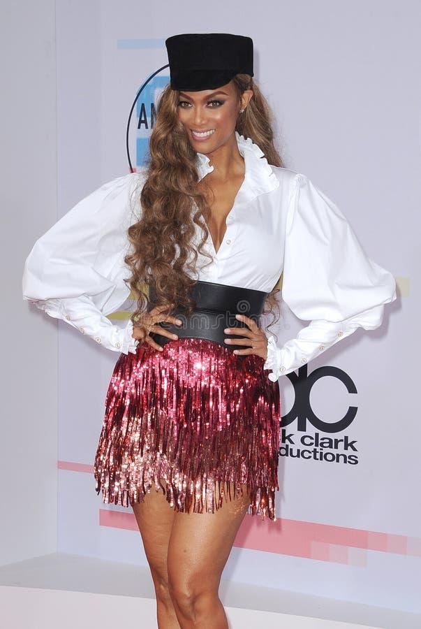 Tyra Banks photo stock
