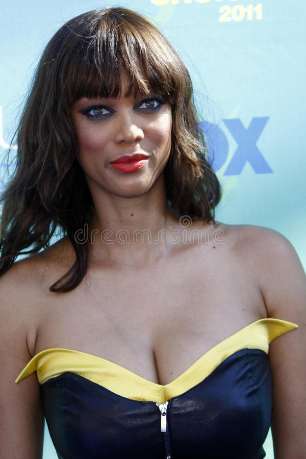 Download Tyra Banks Editorial Photography - Image: 23341957