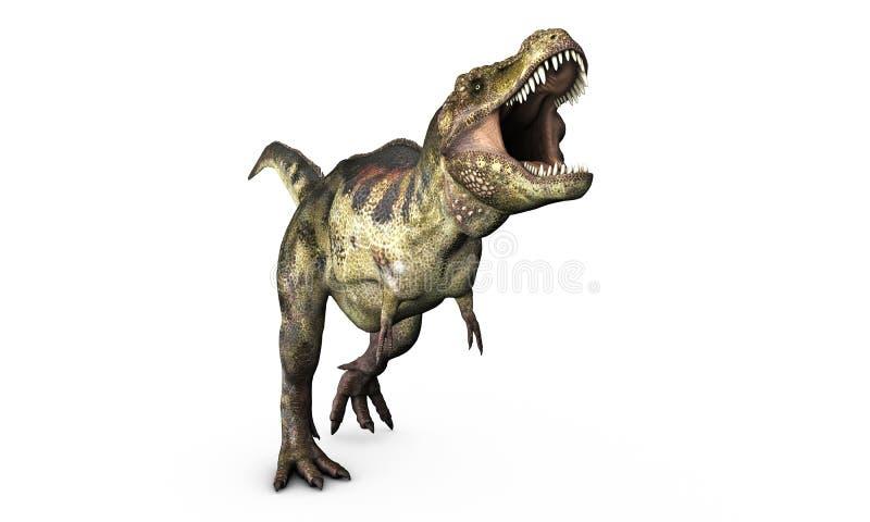 Tyrannosaure illustration de vecteur