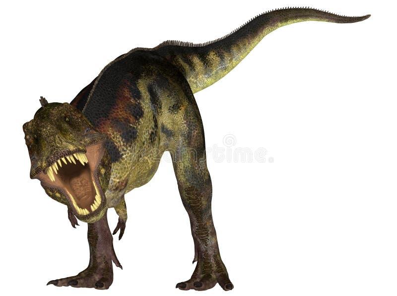 Tyrannosaurus ilustração do vetor