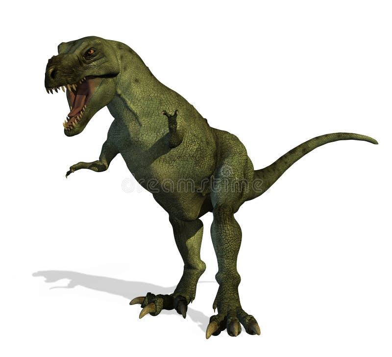 Download Tyrannosaurus Rex 2 stock illustration. Image of large - 4113857