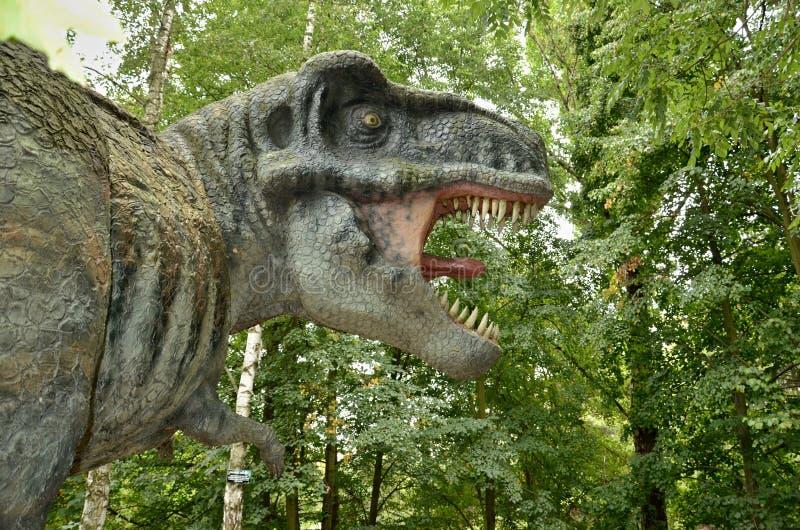 Tyrannosaurus Rex royalty-vrije stock afbeelding