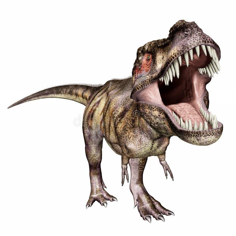 Tyrannosaurus Rex stock illustratie