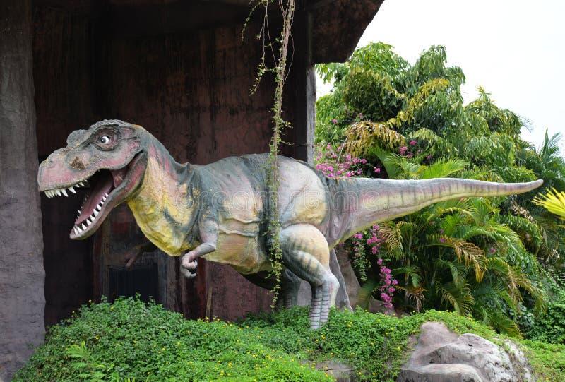 Tyrannosaurus Rex stockbild