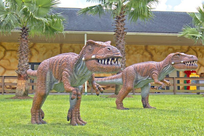 Tyrannosaurus Rex arkivbild