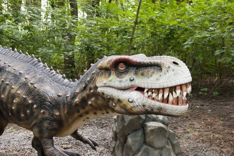 tyranozaur стоковое фото rf