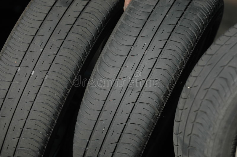 Tyre royalty free stock images