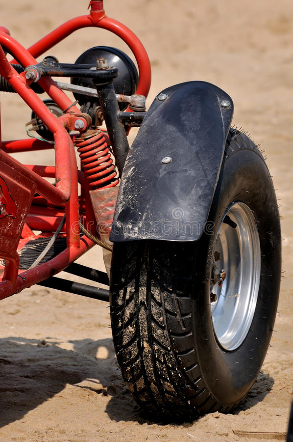 Download Tyre Of Beach Sand Motorcycle Stock Photo - Image: 27960348