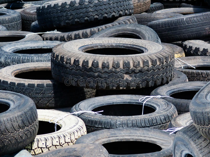 Tyre covers automobile royalty free stock photo