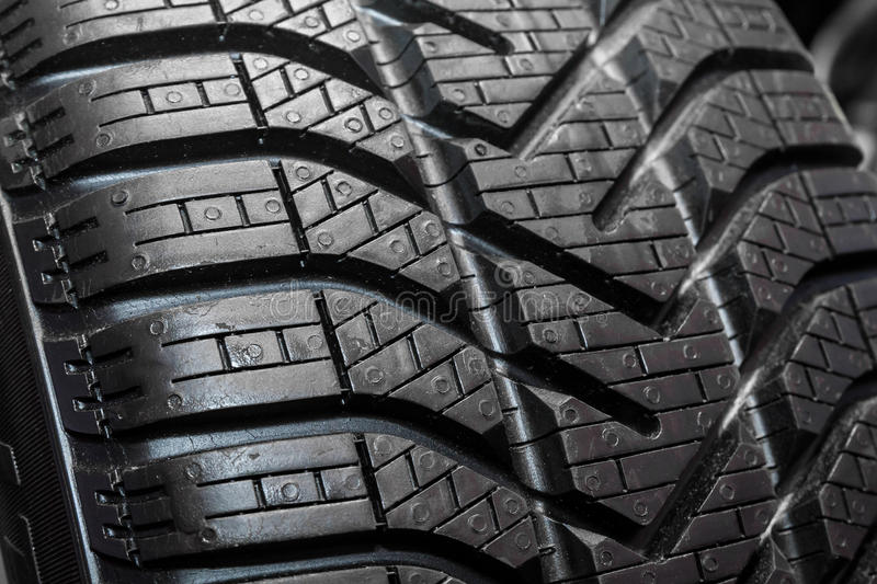 Download Tyre detail. stock image. Image of texture, reduce, improved - 23789533