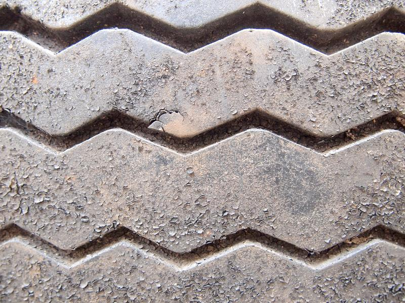 Tyre texture close up royalty free stock images