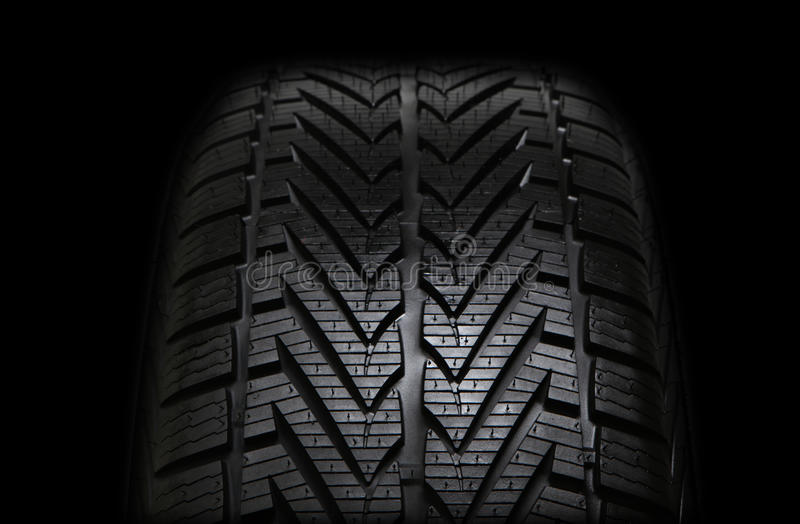 Download TYRE TREAD stock image. Image of wheel, industry, driven - 21065755