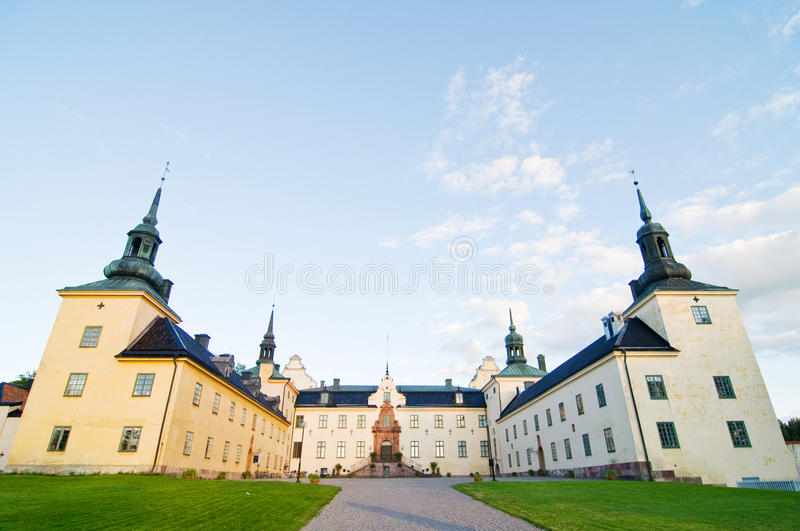 Download Tyreso Palace, Sweden stock photo. Image of traveling - 25881076