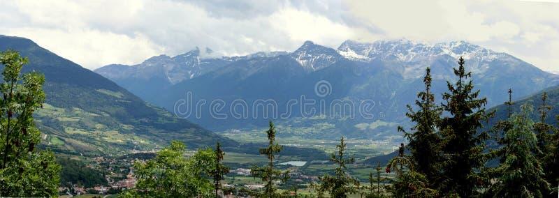 Tyrol południowej obraz royalty free