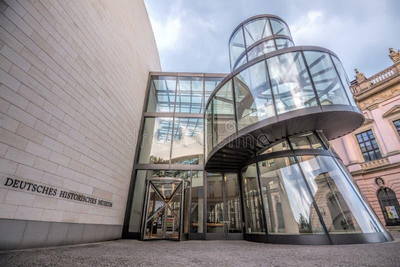tyskt historiskt museum royaltyfri foto