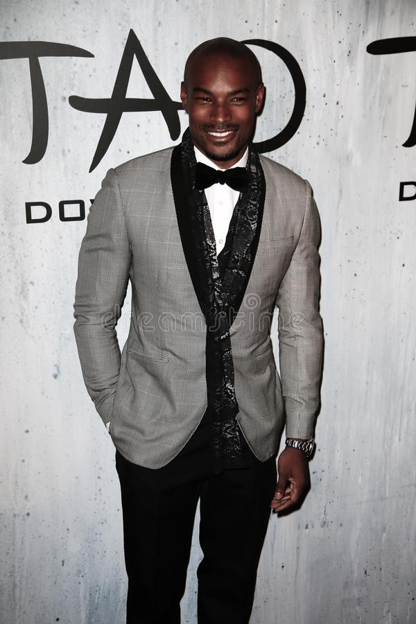 Download Tyson Beckford editorial stock photo. Image of night - 34116883