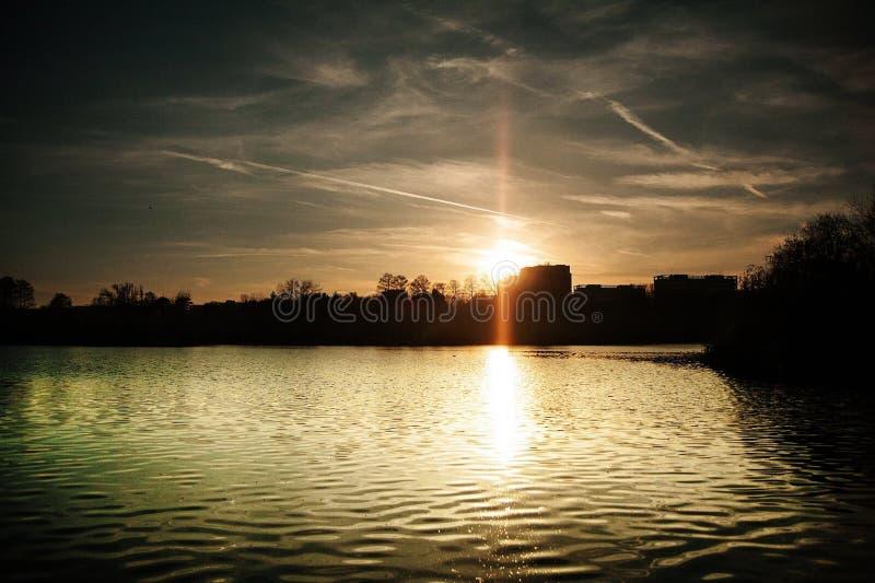 Tytanu park zdjęcia royalty free
