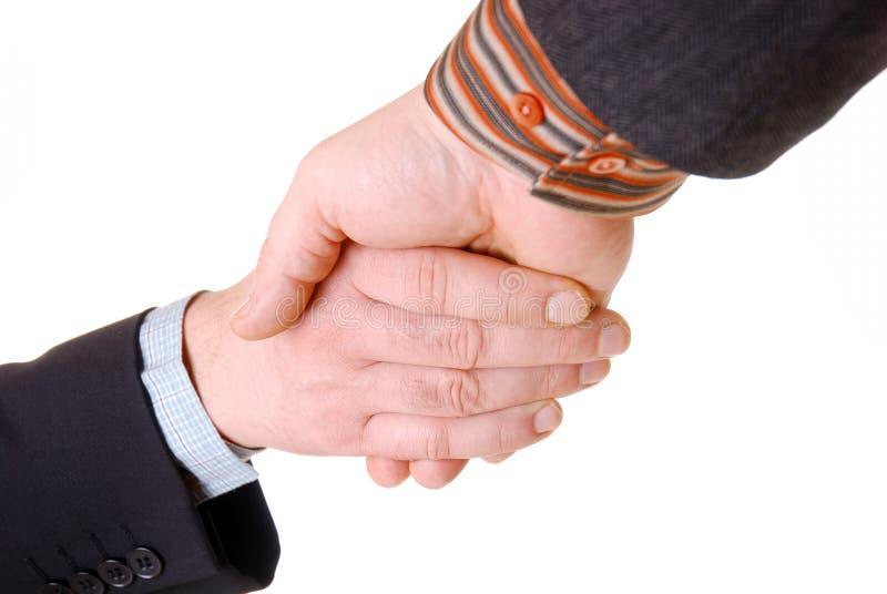 Download Uścisk dłoni zdjęcie stock. Obraz złożonej z mężczyzna - 13325372