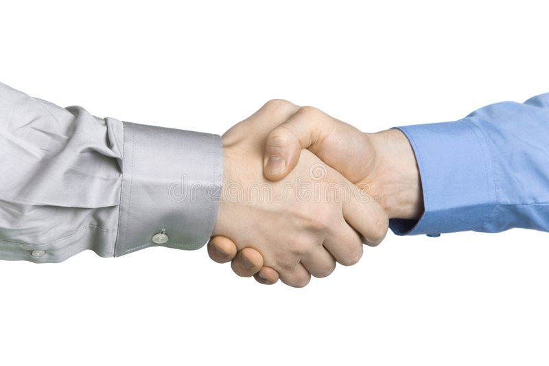 uścisk dłoni tło zdjęcie royalty free