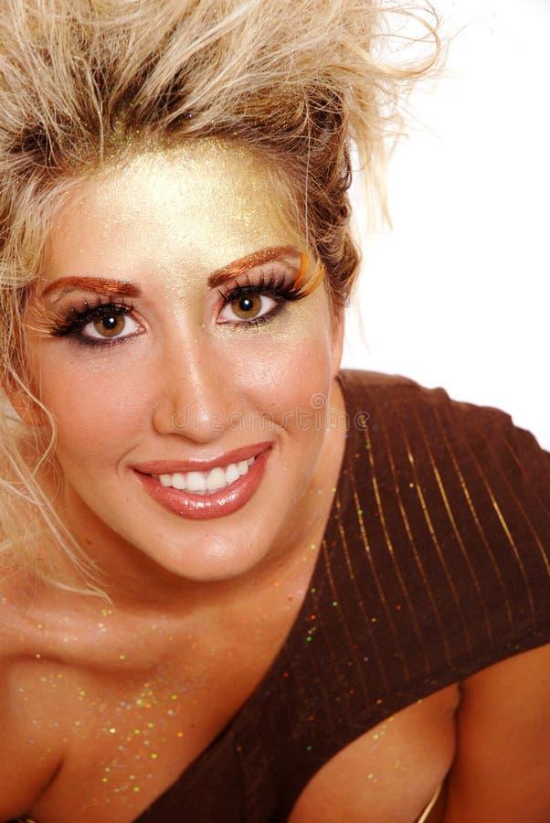 uśmiech ładna kobieta obraz royalty free