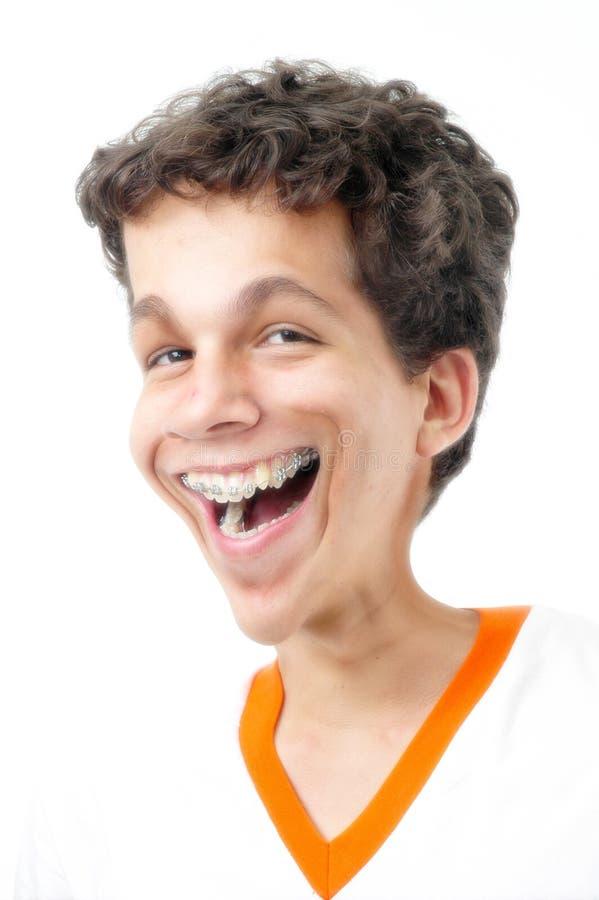 uśmiech. obrazy stock