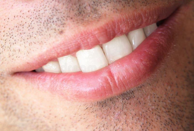 uśmiech. zdjęcie stock
