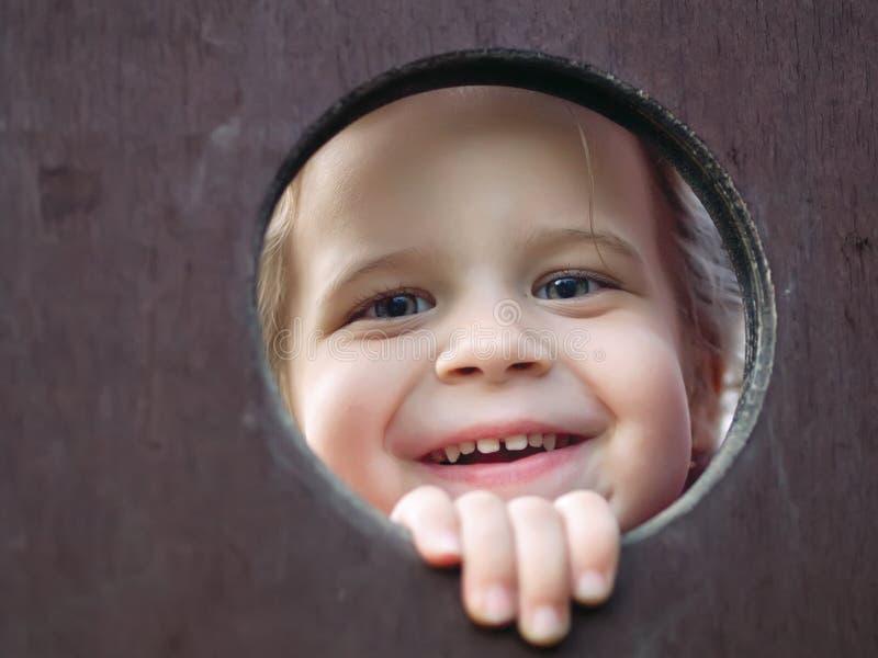 uśmiech fotografia royalty free