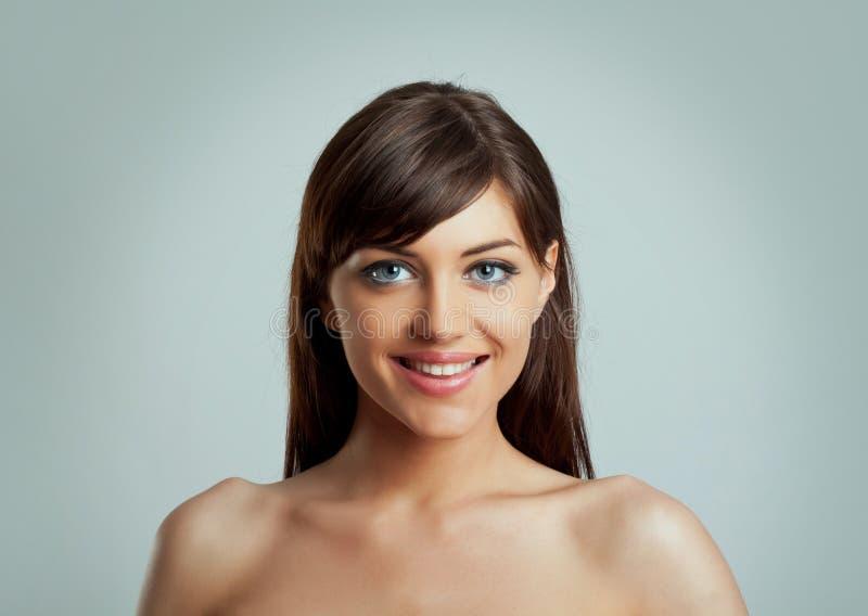 uśmiech duży kobieta fotografia royalty free