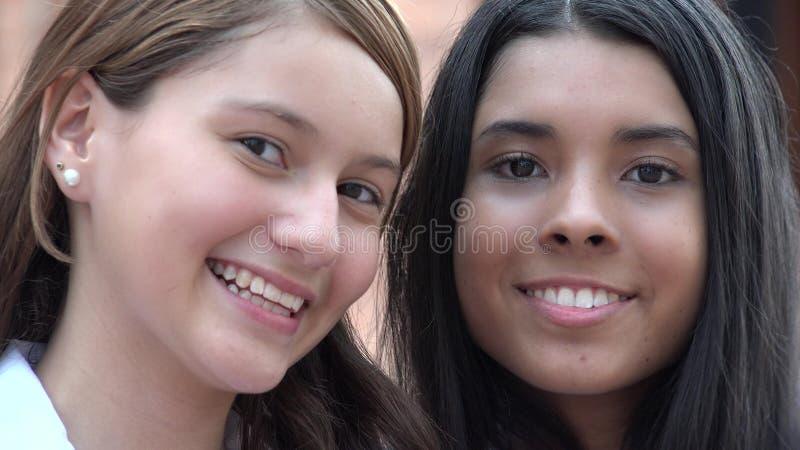 Uśmiechać się twarzy Szczęśliwych ludzi zdjęcie stock