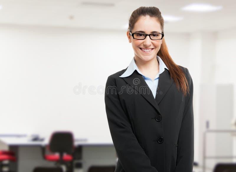 uśmiechnięci młodych kobiet obraz stock